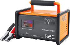 12V & 6V Rac Coche Cargador de batería con 12V/12A de carga rápida