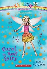 The Earth Fairies #4: Coral the Reef Fairy-ExLibrary