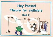 Vale: Hey Presto! Music Theory for Violinists Book 2 HEYT2