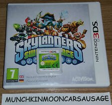 Skylanders Swap Force Nintendo Game Only 3DS 2DS No Portal or Figures 7+