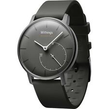 NEW WITHINGS ACTIVITE POP WATCH ACTIVITY TRACKER GRAY IOS/ANDROID World Ship NIB