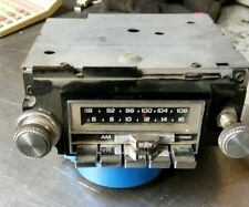 Vintage Delco/GM car radio