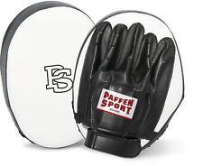 Paffen Sport. Fit Teller-Pratze.Focus Mitts. Muay Thai, Boxen, MMA. Paar.