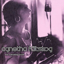 "My Colouring Book [Agnetha F""ltskog] [5050467312227] New CD"