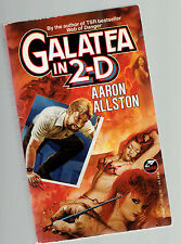 AARON ALLSTON pb Galatea in 2-D