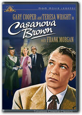 Casanova Brown DVD New Gary Cooper, Teresa Wright, Frank Morgan