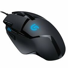 Logitech G402 Hyperion Fury Gaming Mouse with 8 Programmable Buttons
