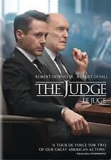 """The JUDGE"" Movie starring Robert Downey, Jr. & Robert Duvall on DVD"