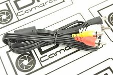 Canon G12 A/V Audio Video Cable Part  DH7814
