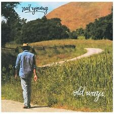 Old Ways - Neil Young (2000, CD NEUF) Remastered