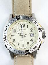 Swiss Eagle Men's SE 9021-02 Altitude Beige Black Watch
