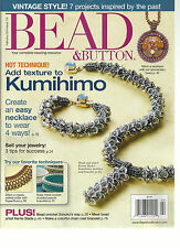 BEAD & BUTTON,  FEBRUARY, 2014  ISSUE 119 (   YOUR COMPLETE BEADING RESOURCE )