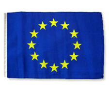 "12x18 12""x18"" European Union Sleeve Flag Boat Car Garden"