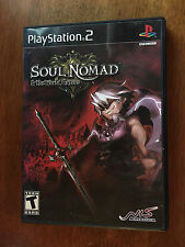 Soul Nomad & the World Eaters (Sony PlayStation 2, 2007)