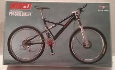 Fujimi 1/8 Porsche Mountain Bike FS Unbuilt Kit #1 From 2003 Sealed Inside Mint