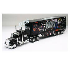 NEWRAY  KENWORTH W900 KISS Semi Trailer Truck 1/32 Diecast Car Toys SS-12453