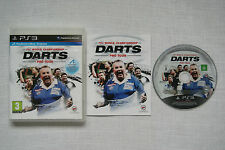 PDC World Championship Darts Pro Tour  PS3 Game -1st Class FREE UK POSTAGE