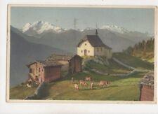 Bettmeralp Bei Riederalp Switzerland 1938 Postcard Gyger 334b