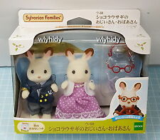 Sylvanian Families Captain Figure Box Set