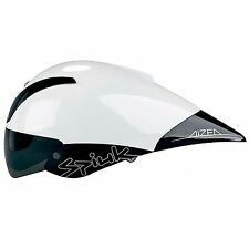 Spiuk Aizea Time Trial Cycling/Bike/Cycle Helmet Black / White 53-61cm