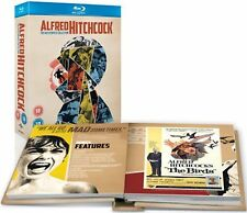 Alfred Hitchcock Masterpiece 14 Discs Classic Films Blu Ray Collection Brand New