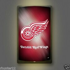 Detroit Red Wings NHL Licensed MotiGlow™ Light Up Sign - Free USA shipping!