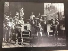 RIPRODUZIONE FOTO ALINARI VENDITORE DI MACCHERONI NAPOLI 18X24 1890 (1)