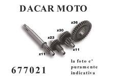 677021 INGRANAGGI MALOSSI PIAGGIO BRAVO 50