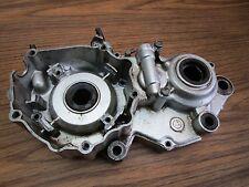 YZ 250 YAMAHA @@ 1989 YZ 250 1989 ENGINE CASE LEFT