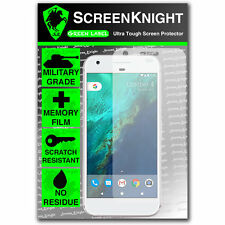 """ScreenKnight Google Pixel (5.0"""") FRONT SCREEN PROTECTOR - Military Shield"""