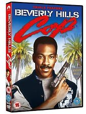 BEVERLY HILLS COP Complete Trilogy DVD Collection Part 1 2 3 New All Movie Films
