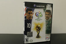 2006 FIFA World Cup  (Nintendo GameCube, 2006) *Tested / Complete