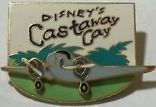 Disney Pin: DCL Castaway Cay Airplane