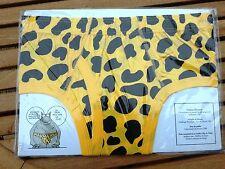 Rare SLIP du CHAT Collector 2002 Geluck Sous blister Slip kangourou léopard