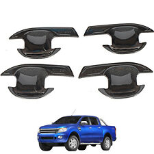 2012+ Ranger Door Handel Bowl Cover Trim Black Kevlar 4 Doors PX XLT NEW