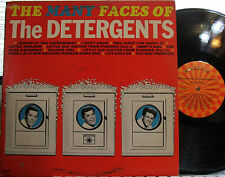 "Detergents - The Many Faces of  (Roulette) (Mono) (w/ ""Leader of the Laundromat"""