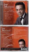 """JOHNNY MATHIS """"Wonderfully Faithfull"""" (2 CD) 2009 NEUF"""