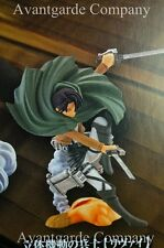 Capsule Q Characters Attack on Titan Series 2, LEVI IN BATTLE KAIYODO