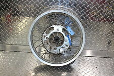 1989 SUZUKI RM80 RM 80 REAR BACK WHEEL RIM HUB RIM BENT GOOD HUB14X1.60
