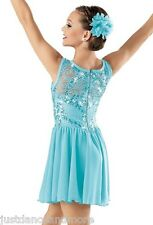 NEW DANCE ICE SKATING  BATON DRESS COSTUME COMPETITION