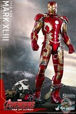1/6 Scale Iron Man Mark XLIII Movie Masterpiece Series Hot Toys 902314
