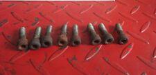 07-08 Suzuki GSXR Gsx R 1000 gsxr1000 Exhaust Header pipe  Bolt screw mount