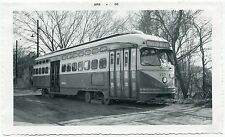 5E018 RP 1968 PAT PITTSBURGH PORT AUTHORITY TRANSIT CAR #1780 CARRICK LOOP