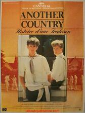 ANOTHER COUNTRY HISTOIRE D'UNE TRAHISON  Affiche Cinéma / Movie Poster