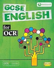 GCSE English for OCR Student Book, Peeling, Mel Paperback Book
