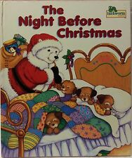 Save $5 off 4 or more! The Night Before Christmas Inchworm Press Free US Ship