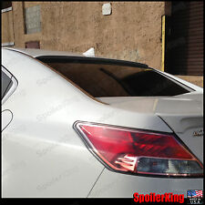 Rear Roof Spoiler Window Wing (Fits: Acura TL 2009-14) SpoilerKing