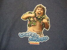 The Goonies Truffle Shuffle chunk Famous Scene Movie Soft Blue T Shirt M