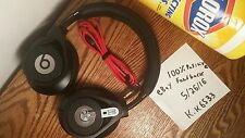 Executive Beats By Dre Black MSRP $300 GUARANTEED GENUINE BEWARE OF CHEAP FAKES!