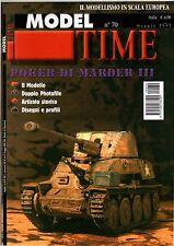 MODEL TIME #70 - IL MODELLISMO IN SCALA EUROPEA